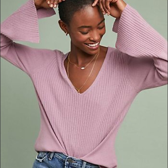 Anthropologie Sweaters - Anthropologie Cashmere sweater